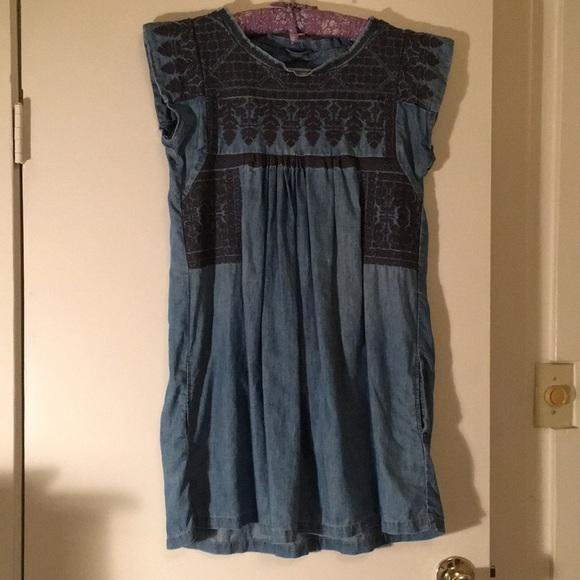 2acb9f31cf Isabel Marant Dresses   Skirts - Etoile Isabel Marant Leal denim dress